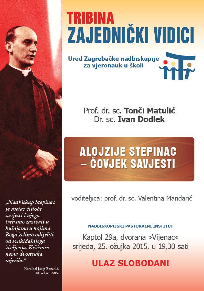 Alojzije Stepinac- čovjek savjesti